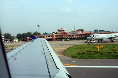 Jaipur Airport Image Jaipur Airport | by Kent