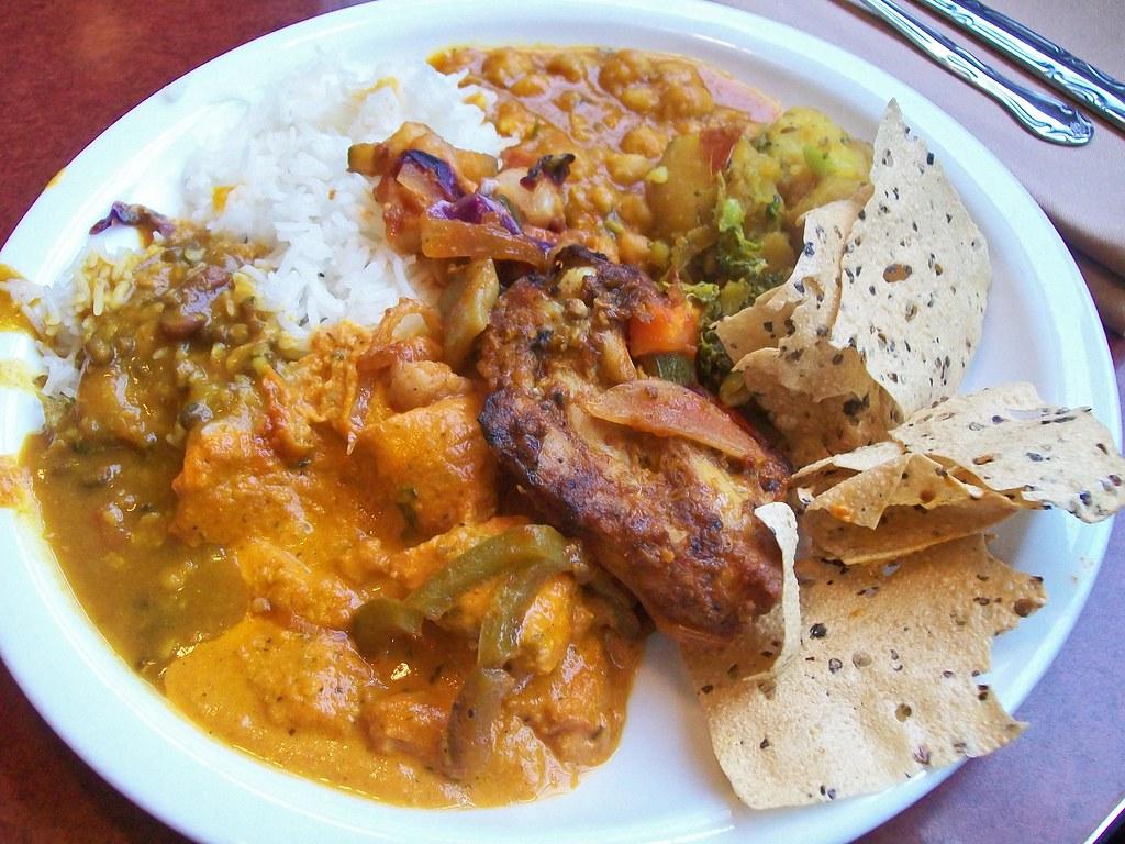 Indian Food Bainbridge Island