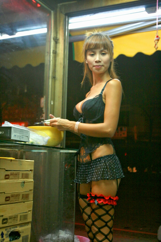 Taiwan girl show 9 - 1 part 7