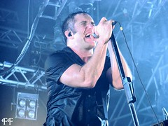 Trent Reznor - Nine Inch Nails - Roma