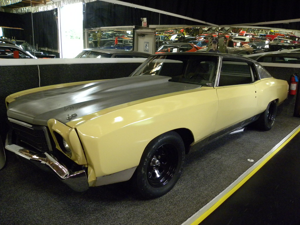 1971 Chevrolet Monte Carlo TOKYO DRIFT MOVIE CAR | Driven ...