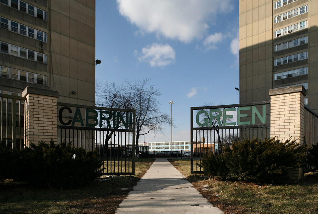 Image result for cabrini green gate