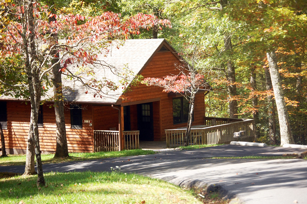 HM_Cabin 6_AA | Cabin 6 at Hungry Mother State Park is a 2 ...