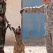 Anbar Police stand up K-9 unit