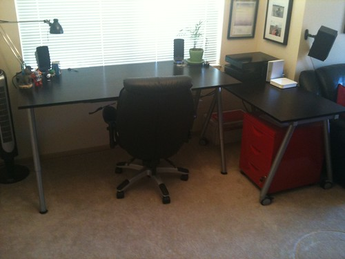 Home office desk | by nickf