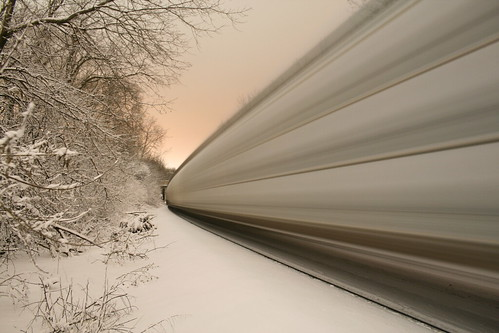 Train Slow Shutter | by ajnpost