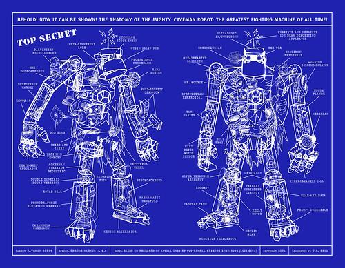 Image Result For Blueprint Robotics
