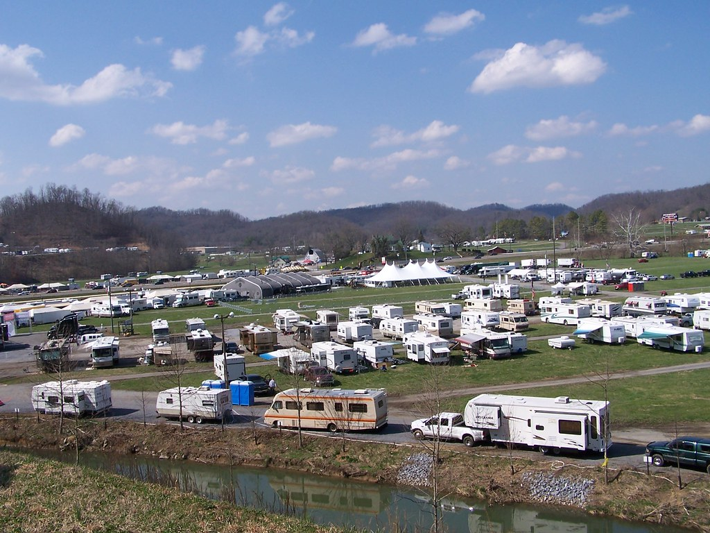 Earhart Campground Bristol Motor Speedway Dragway Flickr