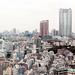 View from my room at Prince Park Tower Shiba Koen