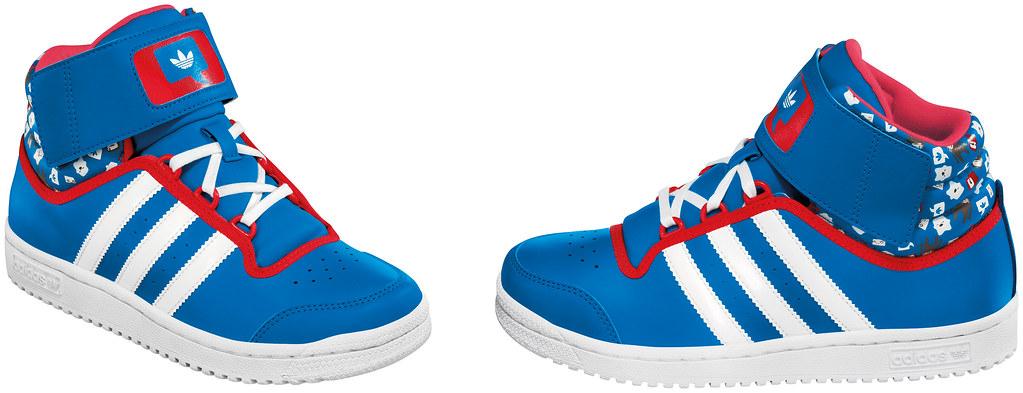 Adidas Kids N Shoe Size Chart