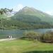 Summit Lake Lodge.