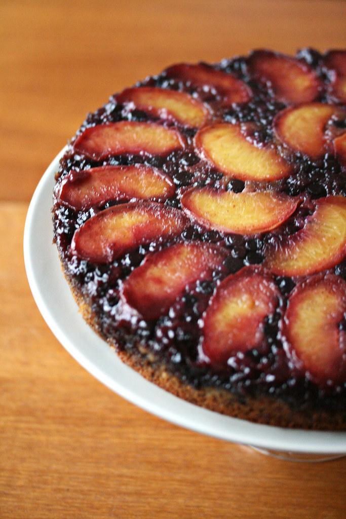 Peach Cake Recipe  Peaches