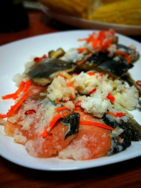 飯寿司(いずし)