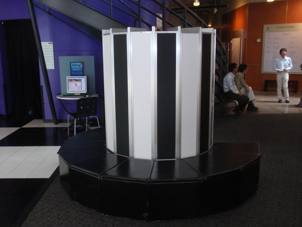 P5190007 Cray 1 On Display At The Computer History
