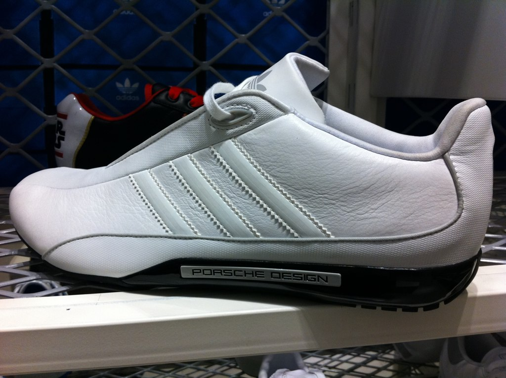 Adidas Porsche Design P Ground Control Limited Edition Golf Shoes
