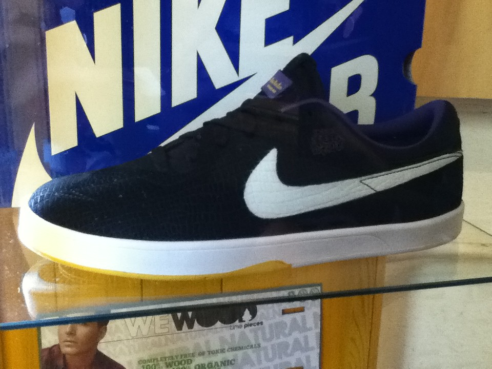 Nike Eric Koston Shoes Grey