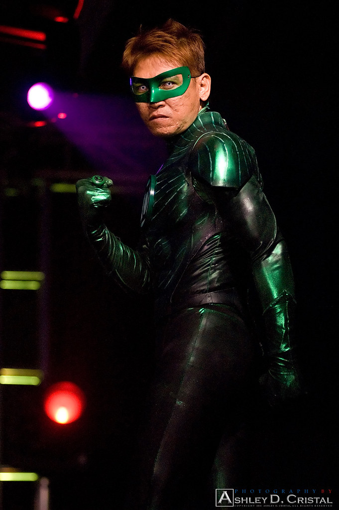 Green Lantern - 10th Philippine ToyCon 2011 Cosplay Contes ...