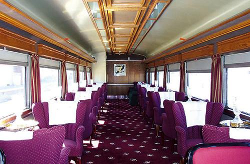private rail car greenwich harbor lounge parlor dining flickr. Black Bedroom Furniture Sets. Home Design Ideas