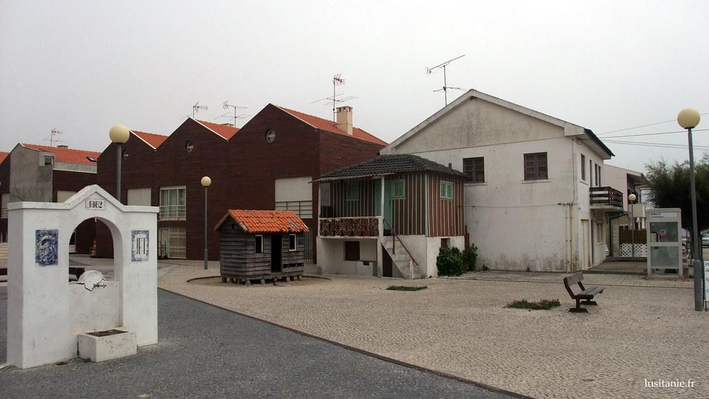 Architecture variée, avec de l'ancien et du récent