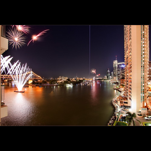 Riverfire 2009 | by Garry - www.visionandimagination.com