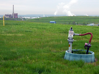 Landfill gas well, South Mound | by freshkills2030