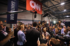 In the Spin Room