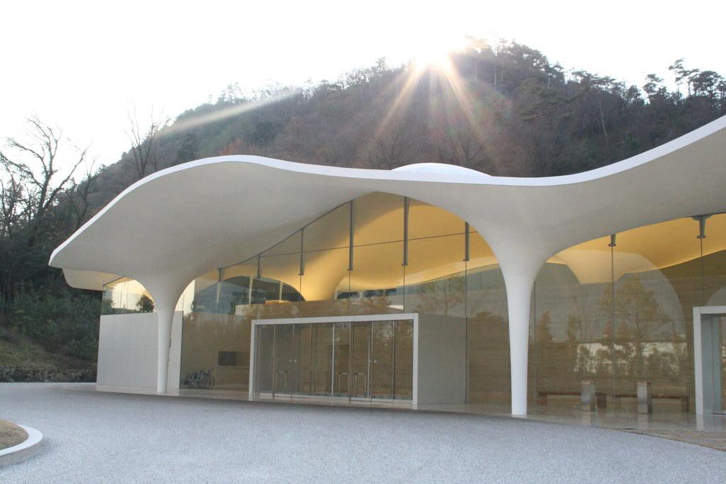 Meiso No Mori Funeral Hall, Kakamigahara City Japan