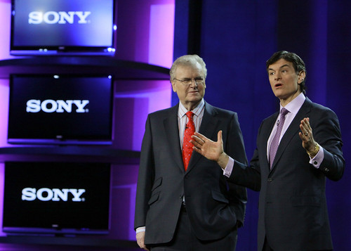 Dr. Oz visits the 2009 International CES | by International CES