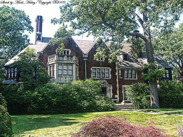 05 Boston Edison Historic District Detroit Mi Charles T
