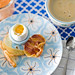 """Soft Boiled Eggs with Toast """"Soldiers"""" and Pancetta Chips 3"""