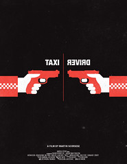 Taxi Driver | by Olly Moss