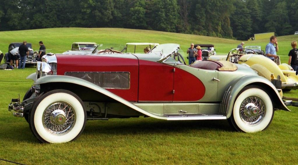 1936 Duesenberg Ssj Speedster Clark Gable Was First