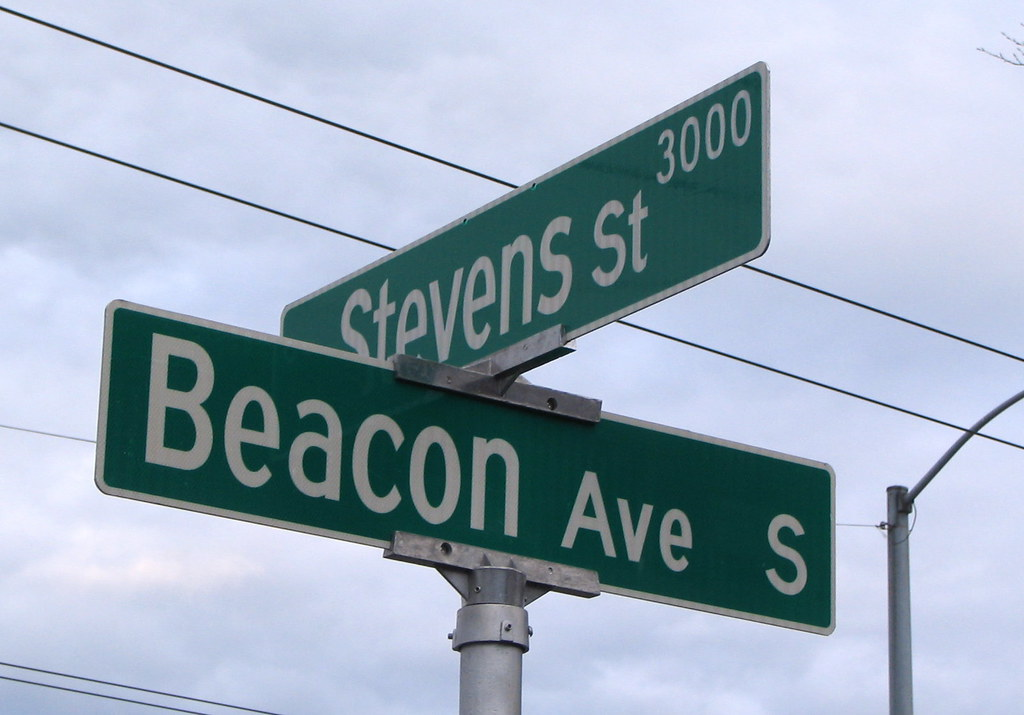 Back Up Camera >> New shiny Seattle street sign | The new street signs just we… | Flickr