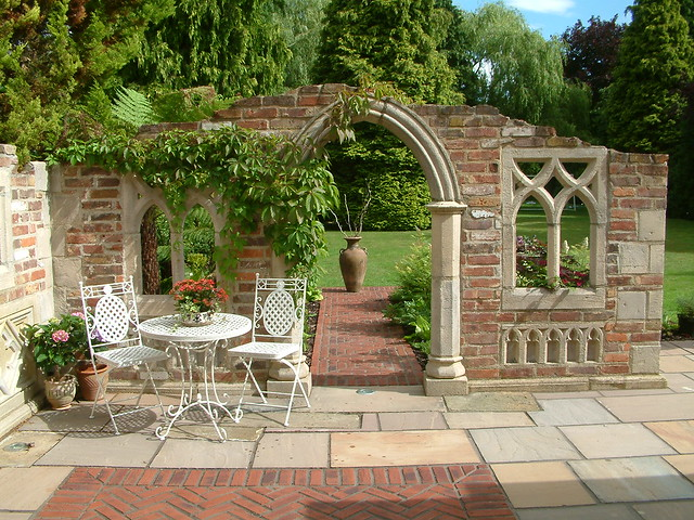 traditional garden folly flickr photo sharing