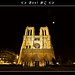 Paris - The other side of Notre-Dame :: Long Exposure