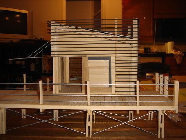 Maqueta madera maqueta de madera de alumno de segundo - Proyectos de madera ...
