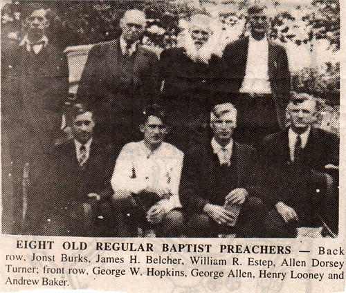 old regular baptist preachers | Uploaded with the Flock ...