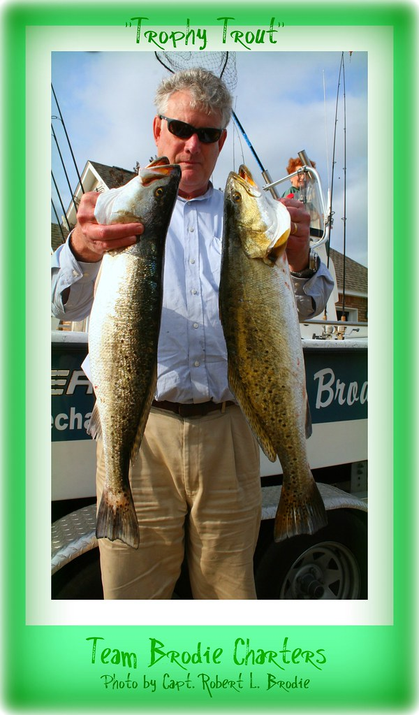Biloxi mississippi speckled trout fishing february 28 for Fishing in biloxi ms