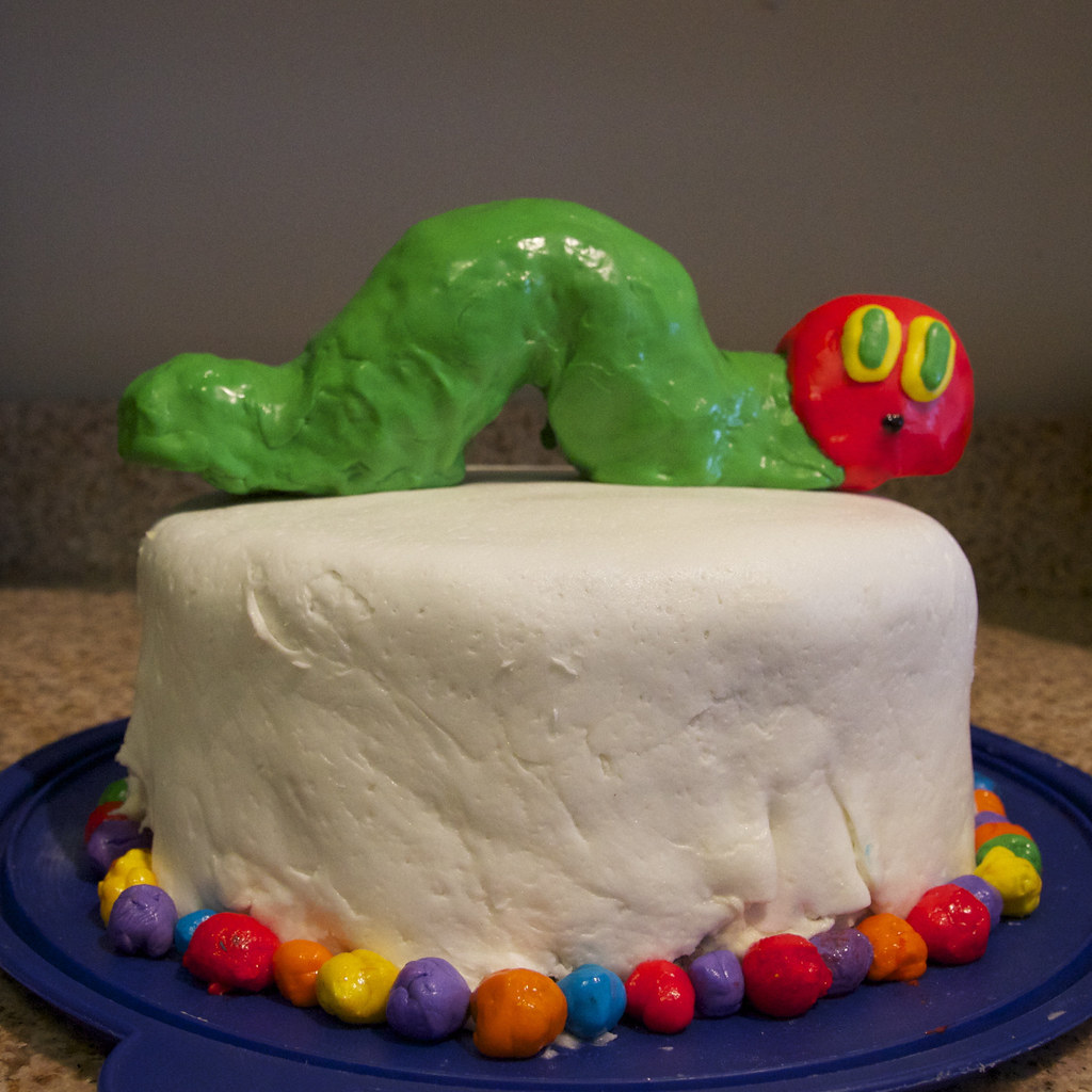 Hungry Caterpillar Cake Ideas