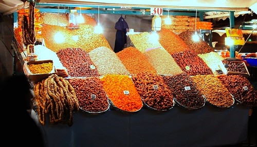 More Fruits and Nuts in Marrakech | by austinevan