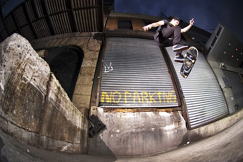 dave feldman - inward heel | by johnkim_