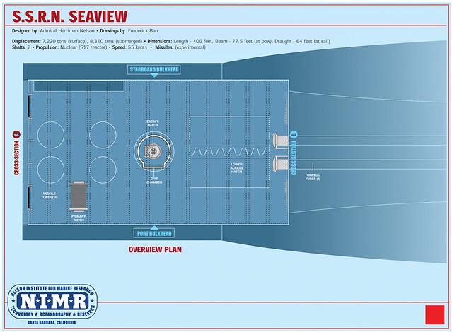 Ssrn Seaview Technical Manual Interior Plans Flickr