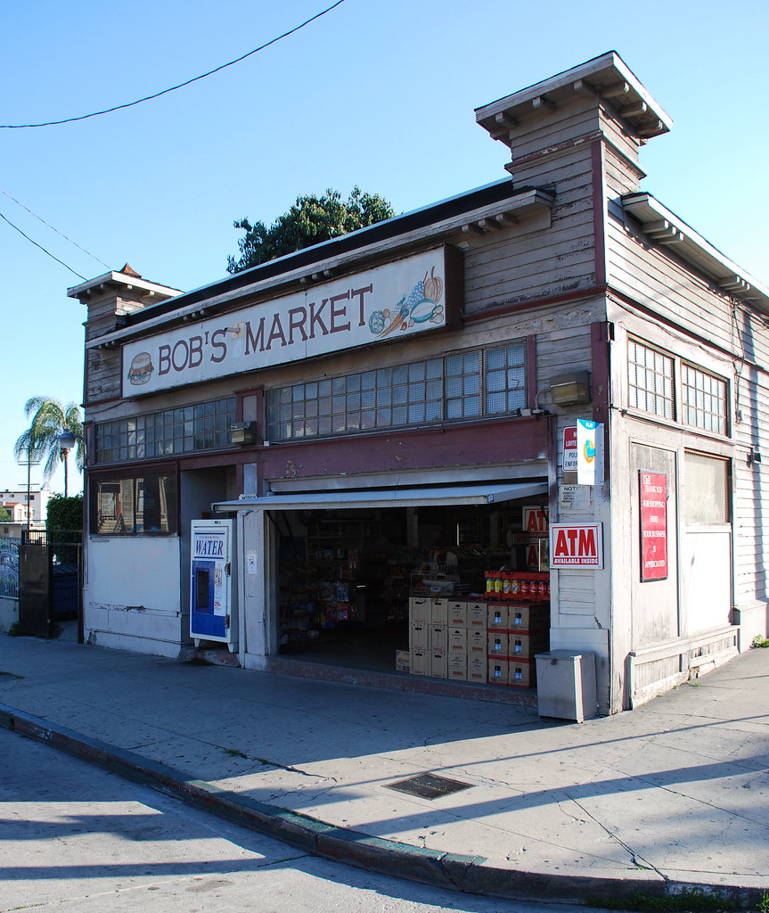 Bob 39 s market los angeles historic cultural monument no for Bob s fish market