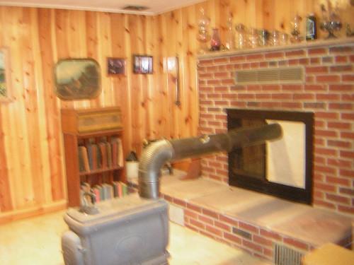 basement wood stove flickr photo sharing