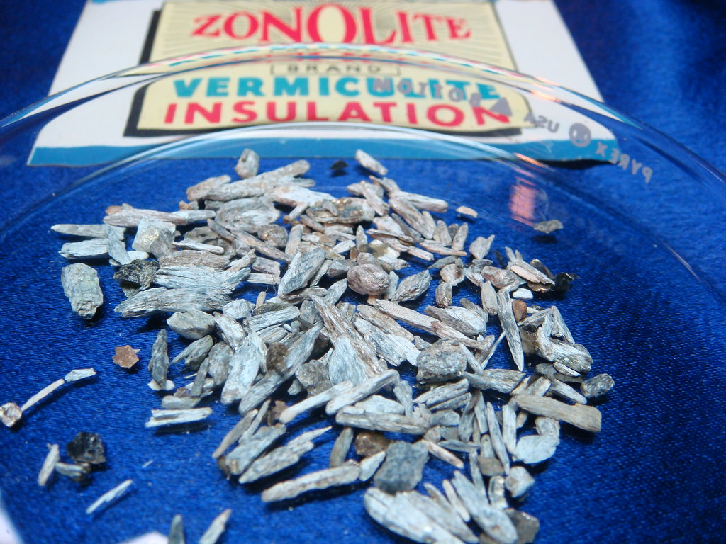 Tremolite Asbestos From Zonolite Attic Insulation Libby V