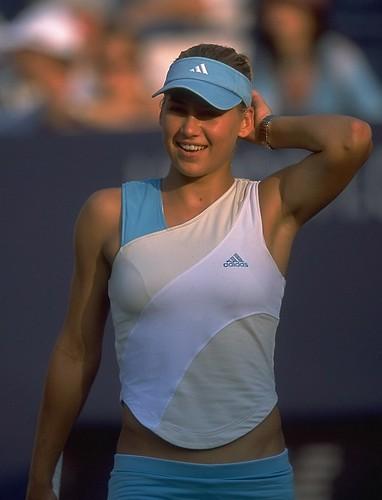Tennis Babes 0100 | Fl... Anna Kournikova