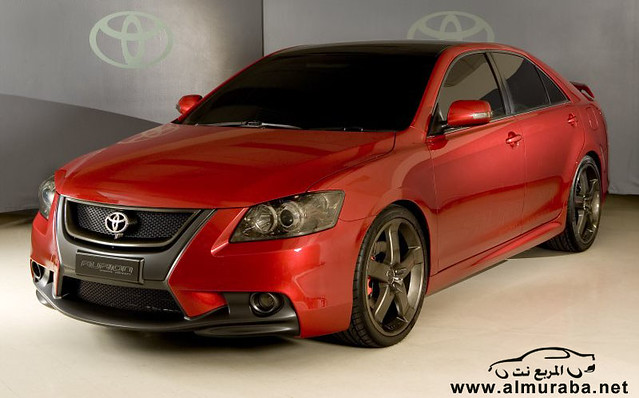 2006 Toyota Aurion Sports Concept Created By Toyota Flickr