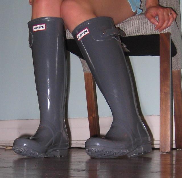 Girls Winter Black Shoes