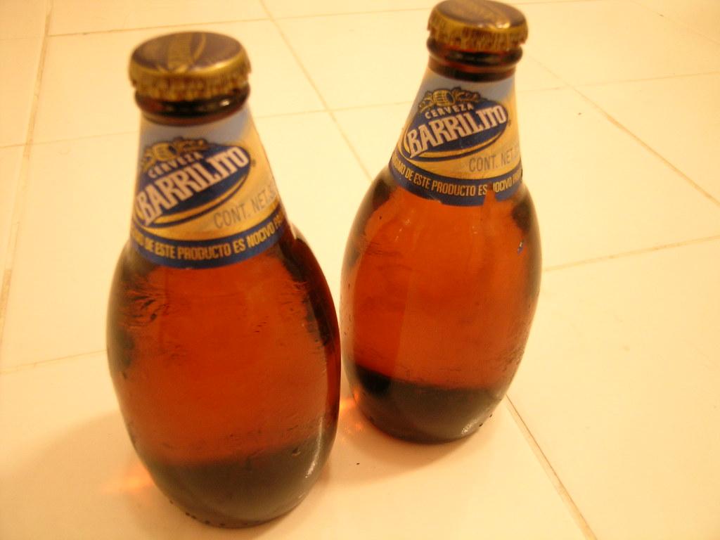 Cerveza Barrilito Our Whole Time In Mexico Travis Was