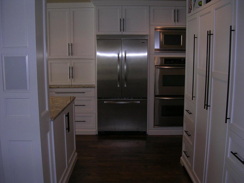 Viking Refrigerator Kitchenaid Double Wall Ovens Amp Microw